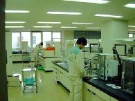 水質分析室